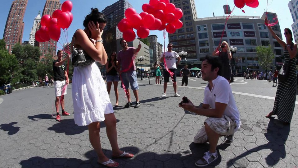 The Proposal: Elina & Steven